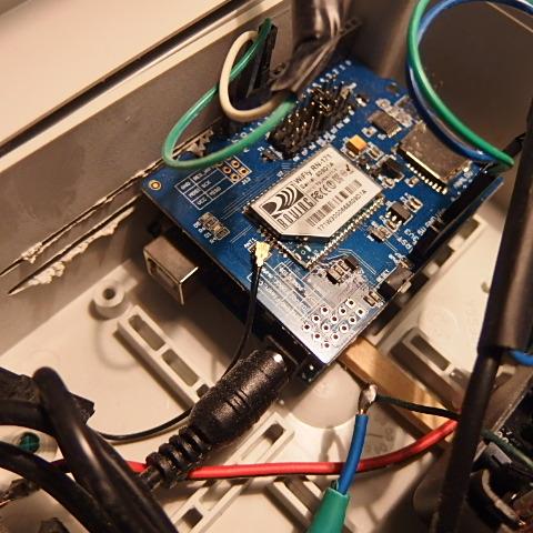 ArduinoWifly